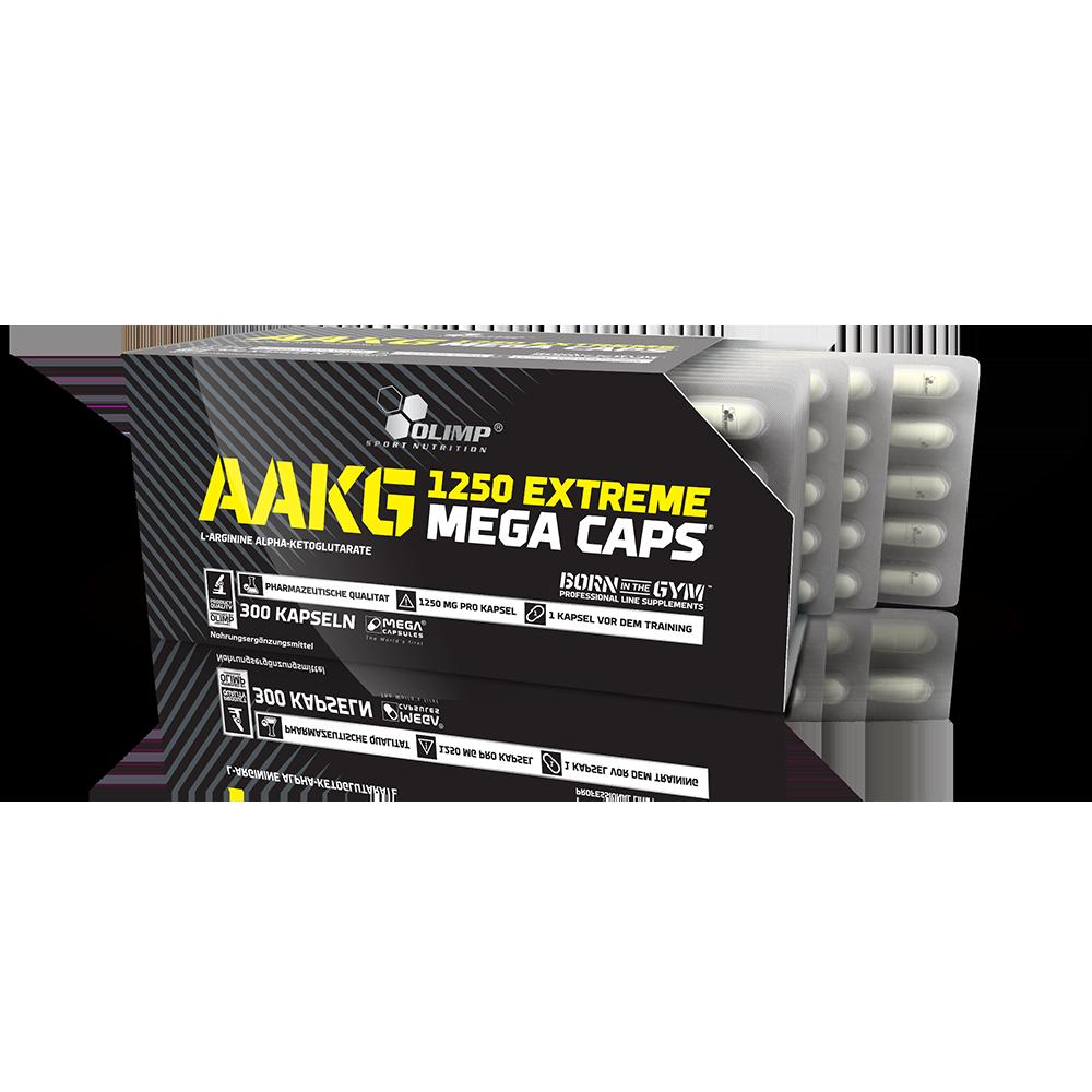 Olimp Sport Nutrition AAKG Extreme Mega Caps 300 caps