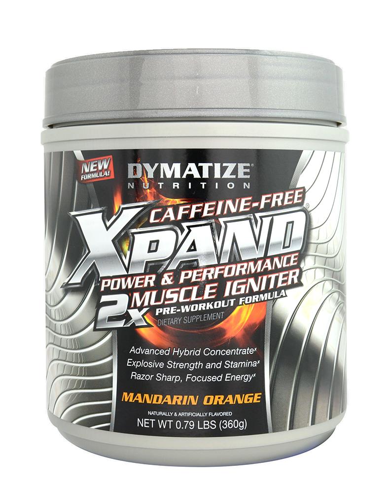Dymatize Xpand 2x Caffeine-Free 360 gr.