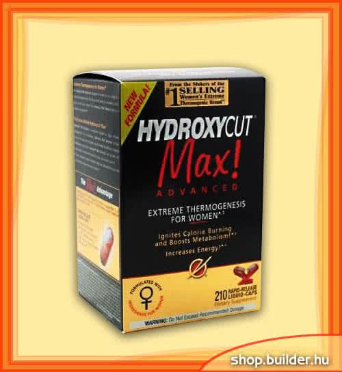 MuscleTech Hydroxycut MAX 210 caps