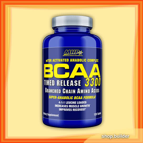 MHP BCAA 3300 120 tab.