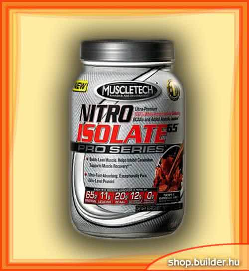 MuscleTech Nitro Isolate 65 Pro Series 0,95 kg