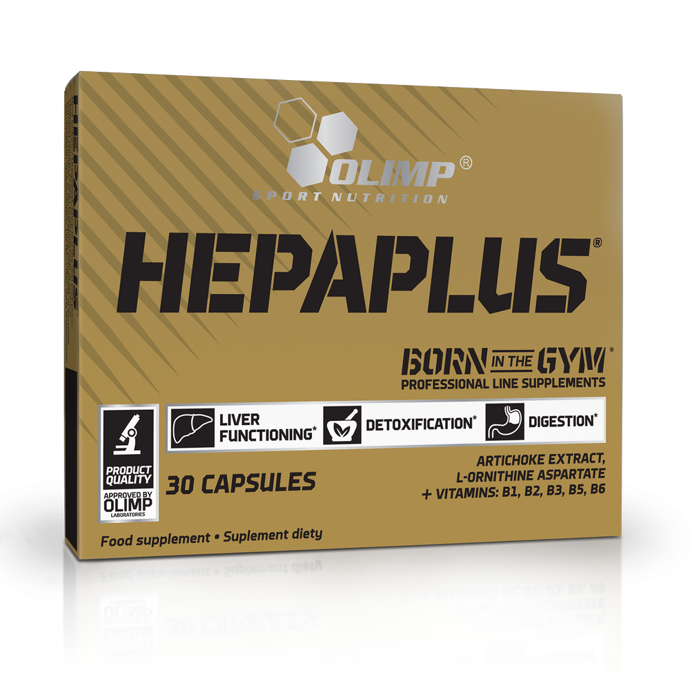 Olimp Sport Nutrition HepaPlus 30 caps