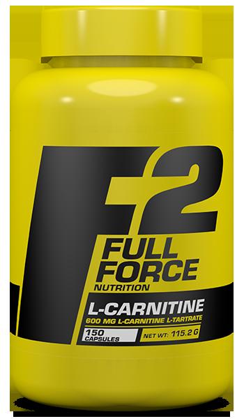 Full Force L-Carnitine 150 caps