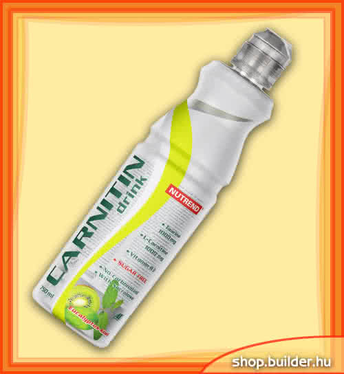 Nutrend Carnitin Drink Caffeinated 750 ml