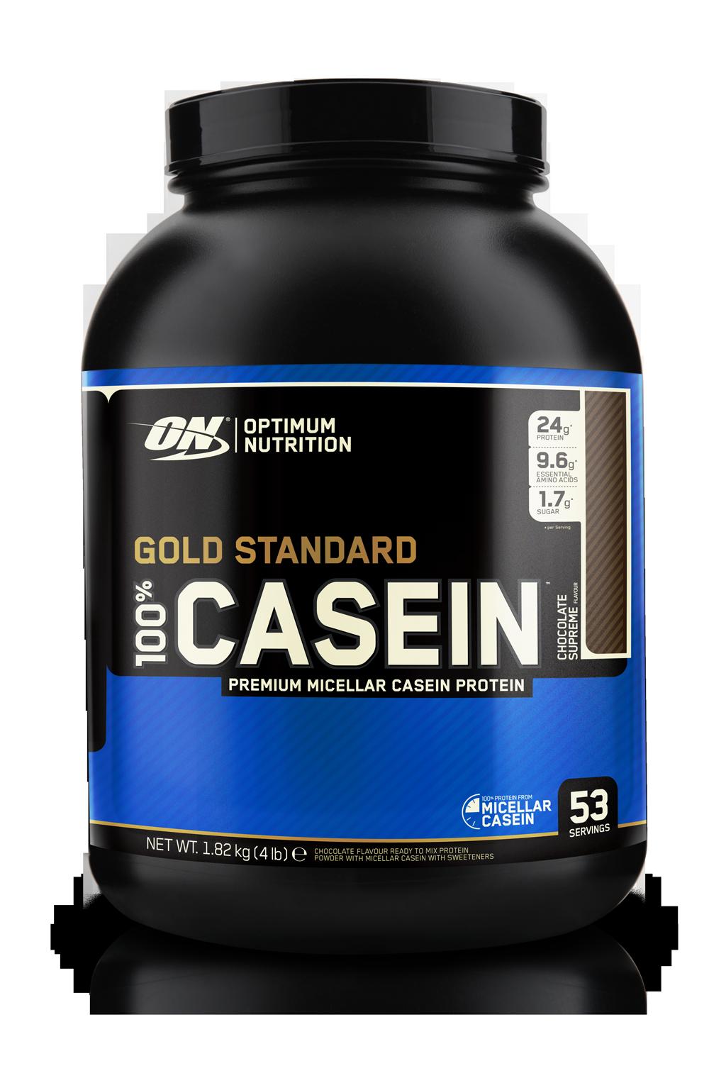 Optimum Nutrition 100% Gold Standard Casein 1,82 kg