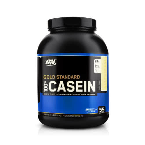 Optimum Nutrition 100% Gold Standard Casein 1,82 kg
