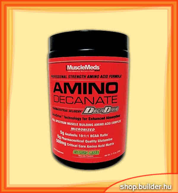 MuscleMeds Amino Decanate #