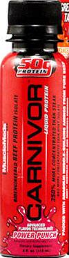 MuscleMeds Carnivor Liquid Protein 118 ml