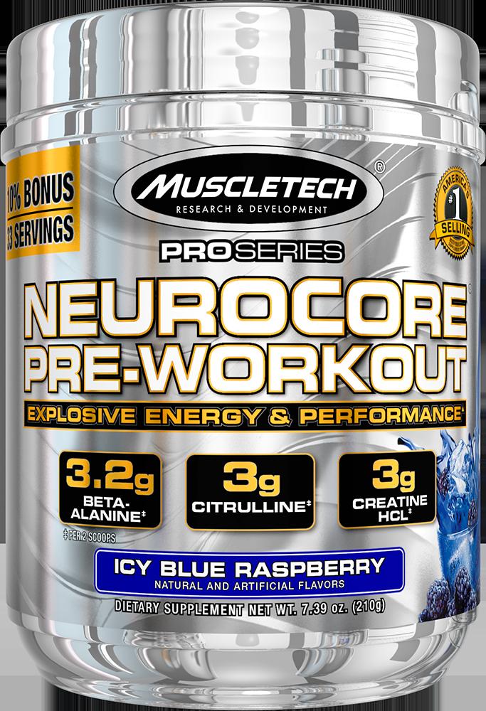 MuscleTech NeuroCore 224 gr.