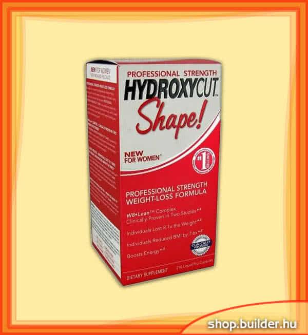 MuscleTech Hydroxycut Shape 210 caps