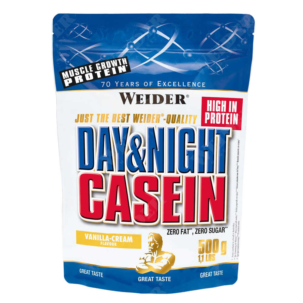 Weider Nutrition Day & Night Casein 0,5 kg