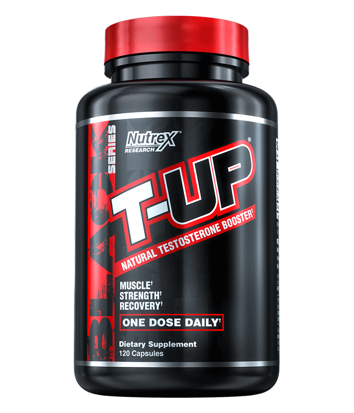 NutreX Research T-Up Black 120 caps