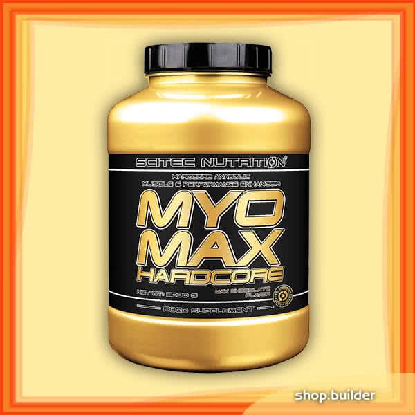 Scitec Nutrition MyoMax Hardcore 3,08 kg