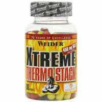 Weider Nutrition Xtreme Thermo Stack (80 caps)