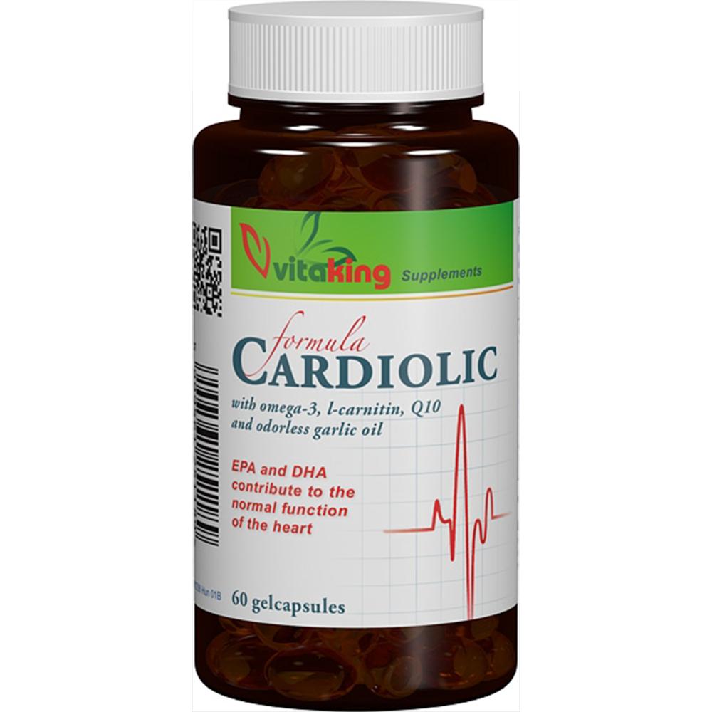 VitaKing Cardiolic Formula 60 g.c.