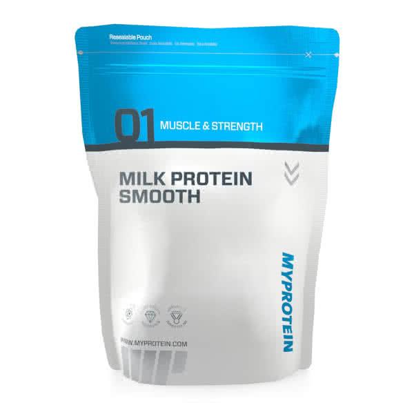 Myprotein Milk Protein Smooth 4 kg