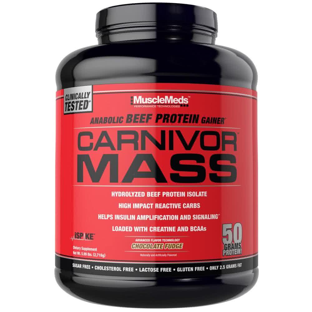 MuscleMeds Carnivor Mass 2,59 kg