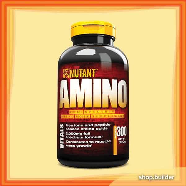 Mutant Mutant Amino 300 tab.