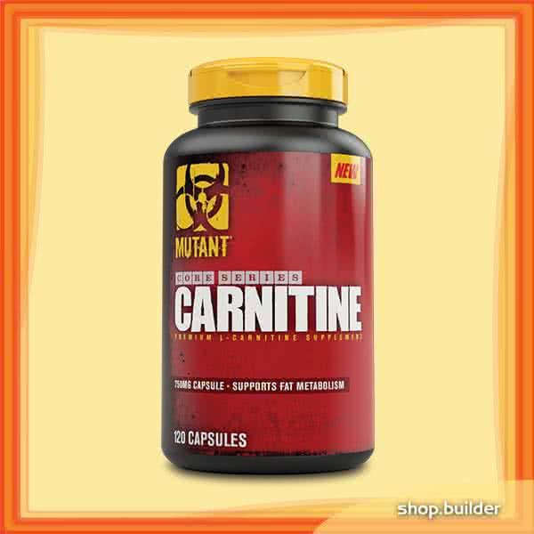 Mutant L-Carnitine 120 caps