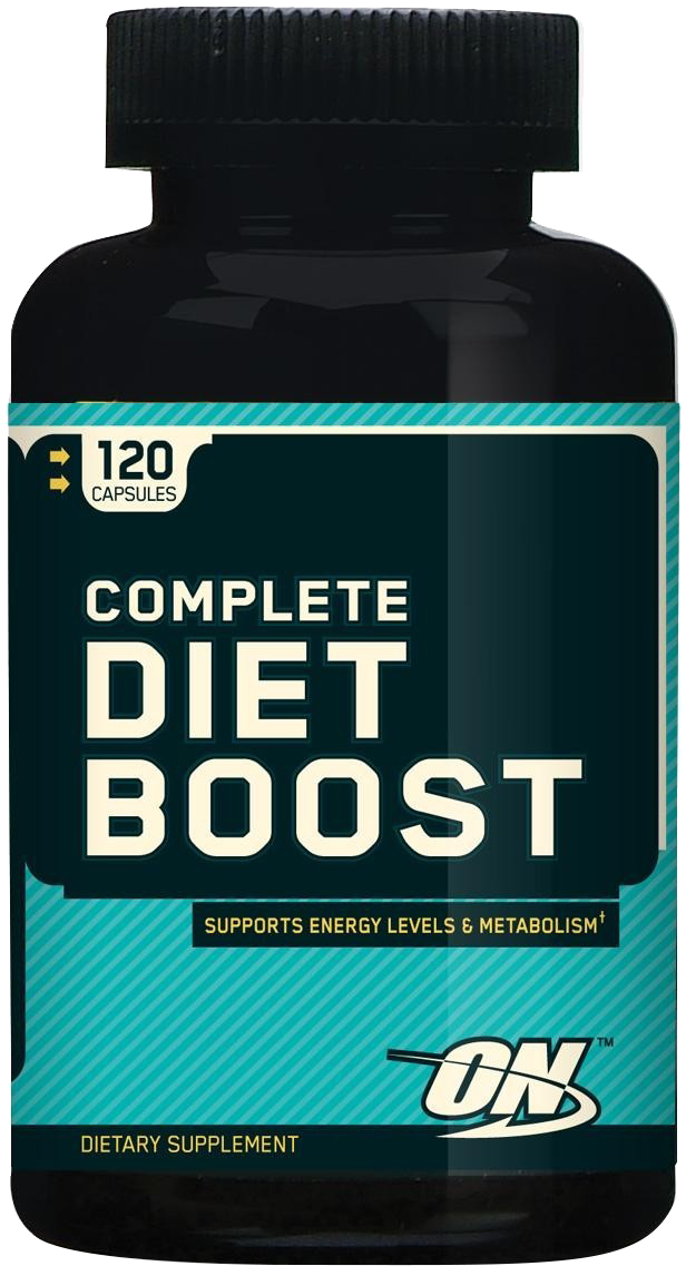 Optimum Nutrition Complete Diet Boost 120 caps