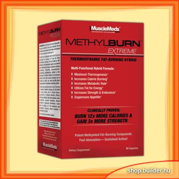 MuscleMeds MethylBurn 60 caps