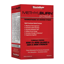 MuscleMeds MethylBurn 60 caps
