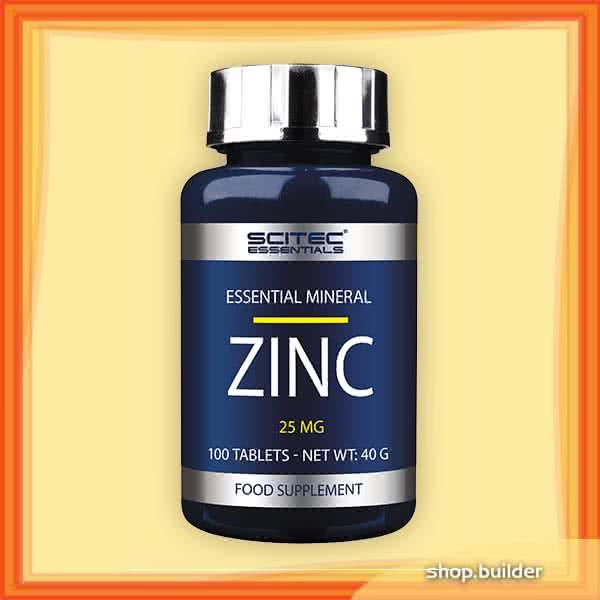 Scitec Nutrition Zinc (25 mg) 100 tab.