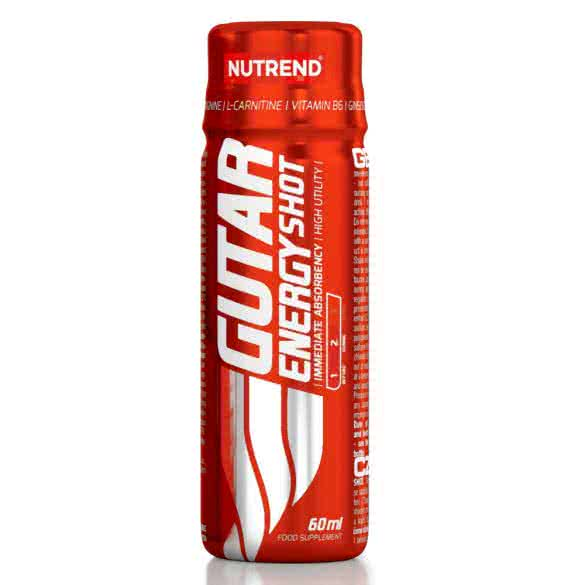 Nutrend Gutar Energy Shot 60 ml