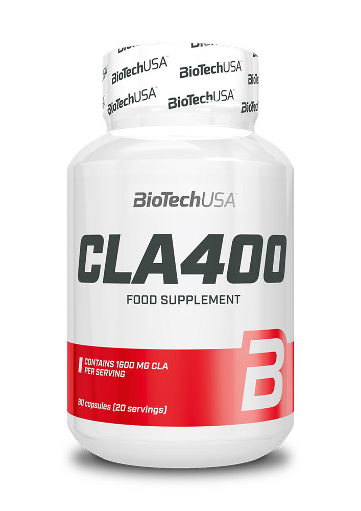 BioTech USA CLA 400 80 caps