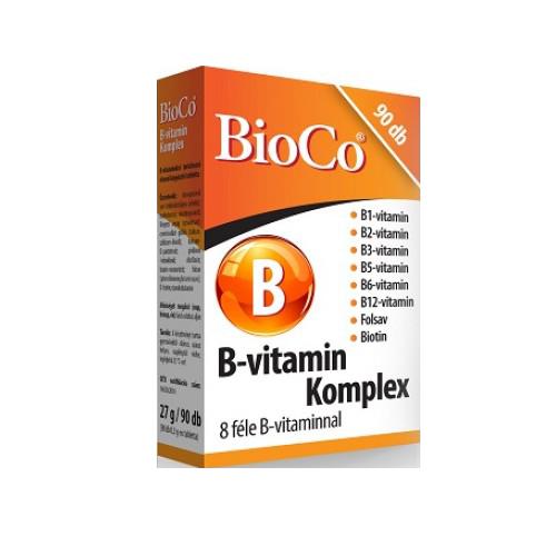 B-vitamin - Vitaminok - BioCo Webáruház - vásároljon közvetlenül a gyártótól!